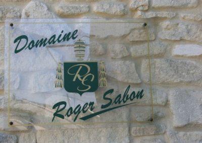 Domaine Roger Sabon